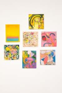 Untitled (Small Paintings)